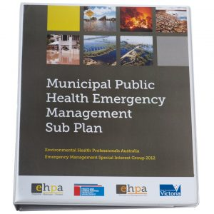 Municipal Public Health Emergency Management